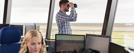 Solution for Air traffic controller